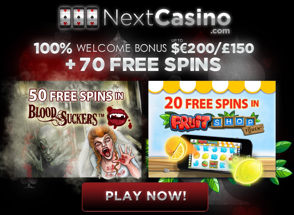 casino free sign up offer
