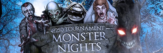 Monster Nights tournaments at Redbet