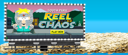 Hurry up! Up to 100 free spins on South Park – Reel Chaos