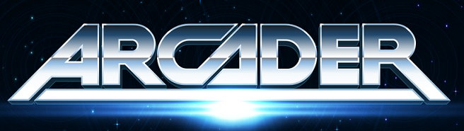 Arcader, new slot by Thunderkick, only at Casumo