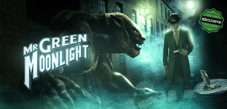 Mr Green Moonlight, exclusive new NetEnt slot