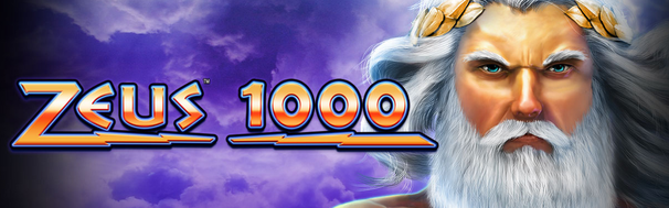 Zeus 1000 slot game by WMS, now online at selected NetEnt casinos