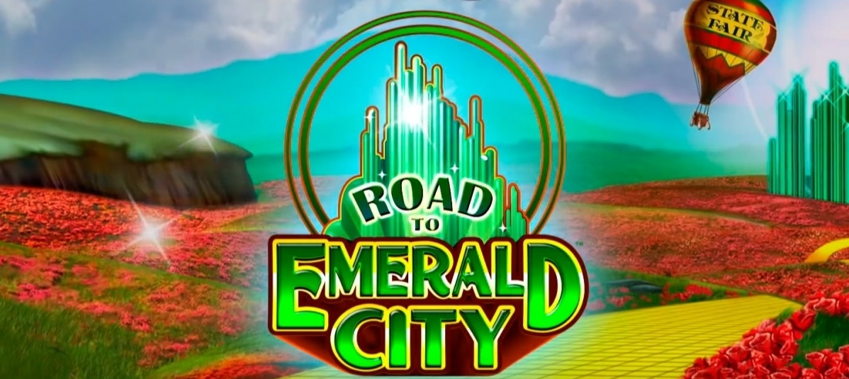 Wizard of Oz, Road to Emerald City slot game, now live