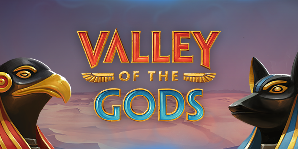 Valley of the Gods, new by Yggdrasil Gaming