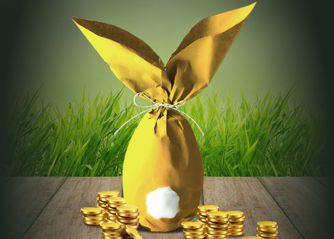 Easter promotions at LVBET