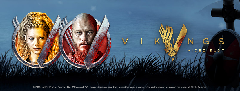 Vikings, new slot game from NetEnt