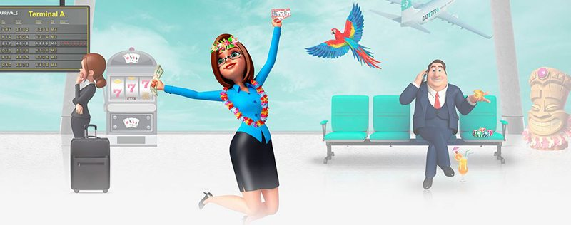 Limited time, extra free spins at Gate777