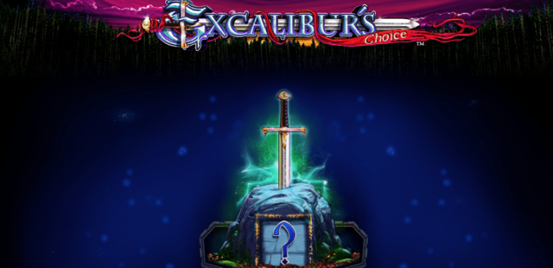 Excalibur's Choice slot game, now online