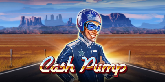 Cash Pump, new slot with unlimited multiplier
