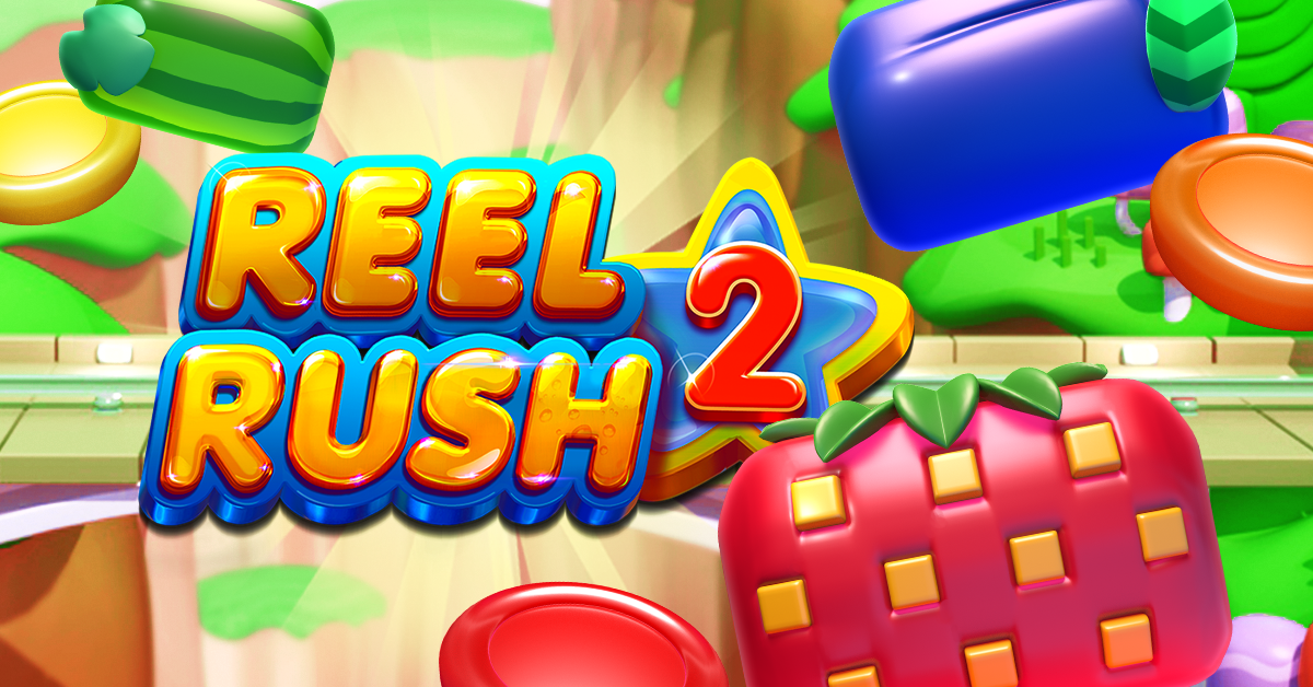 Reel Rush 2, new from NetEnt