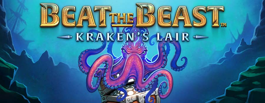 Beat the Beast – Kraken's Liar, first of five slot releases