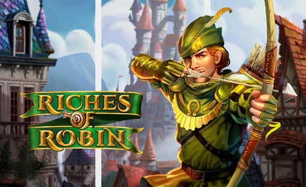 "Riches of Robin, new slot game with ""Lightning Link"" feature"