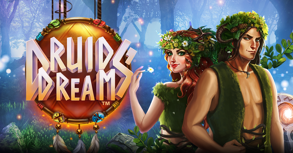 Druids' Dream, latest NetEnt slot release