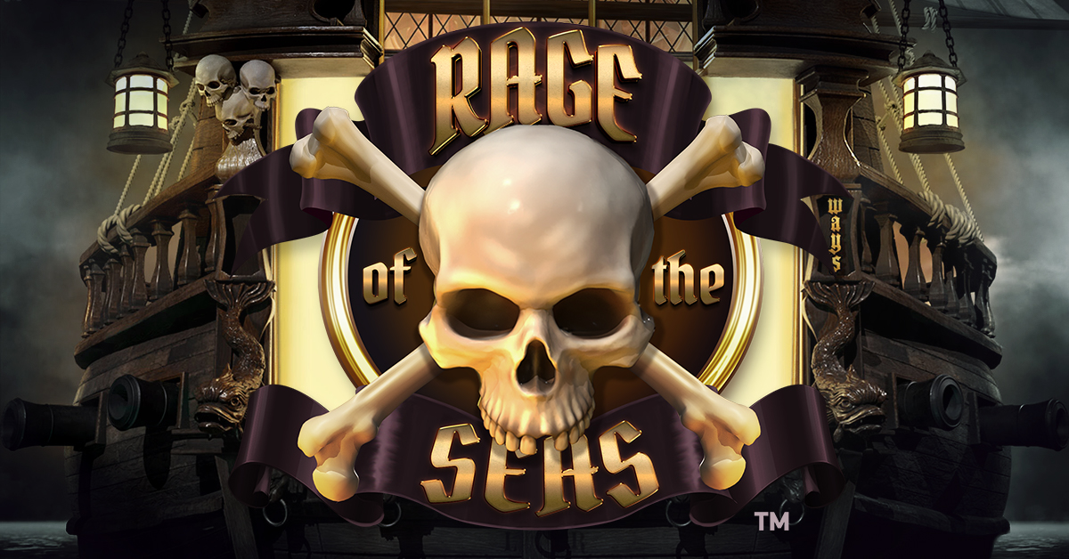 Rage of the Seas, new NetEnt slot release
