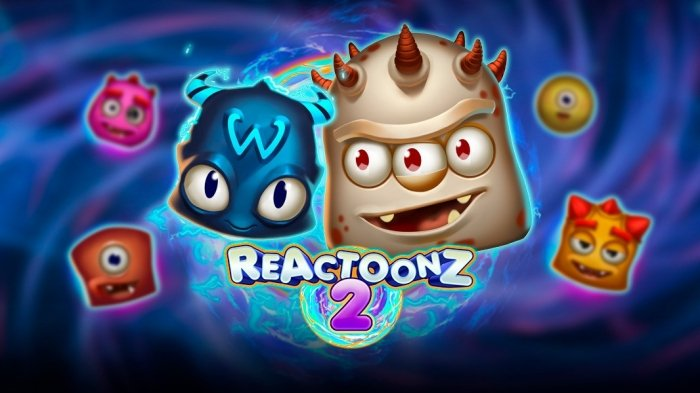 Reactoonz 2 by Play'n Go now live