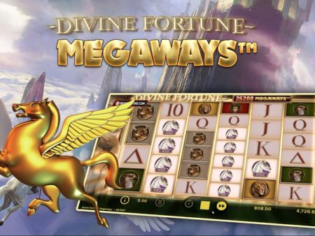 Divine Fortune Megaways now live