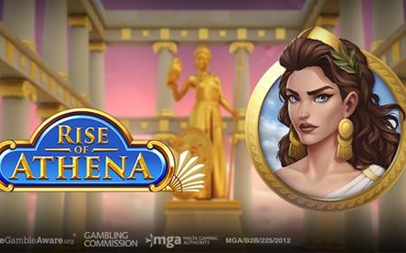 Rise of Athena, new Play'n Go slot game