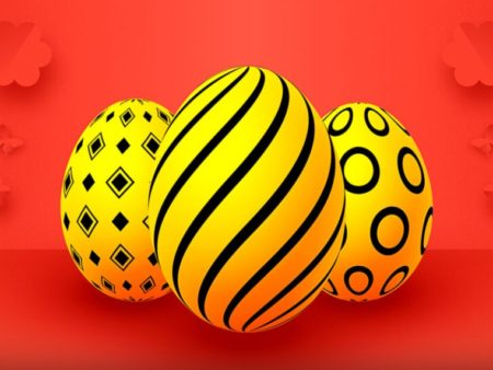 Grab an Egg for daily rewards at Rizk