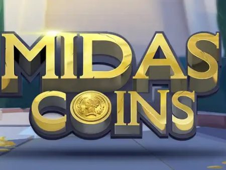 Midas Coins, new Quickspin slot game