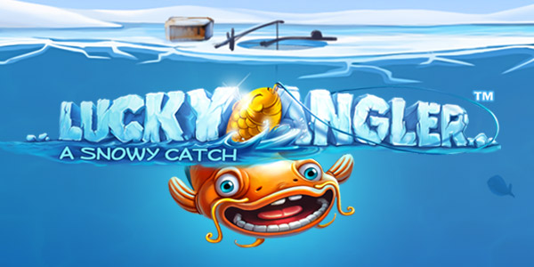 Lucky Angler – A Snowy Catch (End of Life)