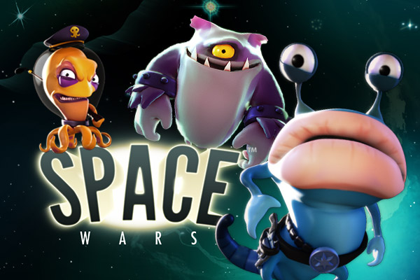 50 free spins on Space Wars slot