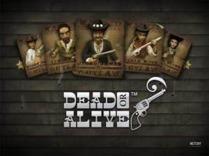 Dead or Alive, NetEnt slot game