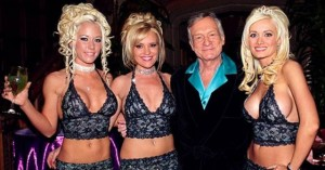 Win a trip to Playboy Mansion