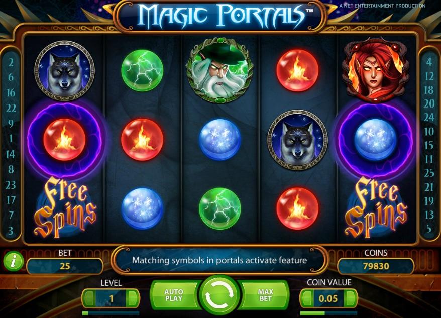 Magic-Portals-NetEnt-slot-game1