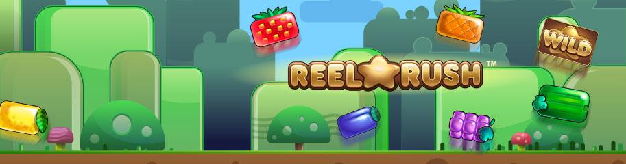 Reel Rush Cash Back