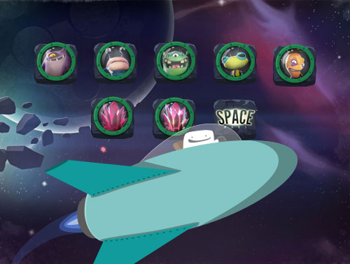 Win an Ipad with Space Wars
