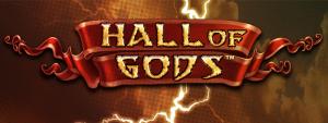 Hall of Gods, progressive jackpot