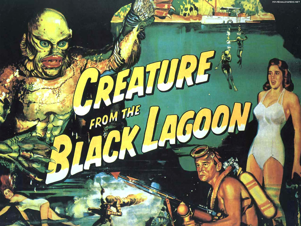 Creature from the Black Lagoon at Betsafe