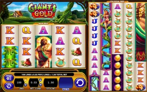 Giant's Gold, Williams Interactive