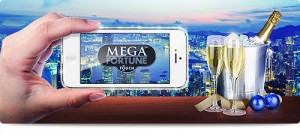 Mega Fortune Touch slot game