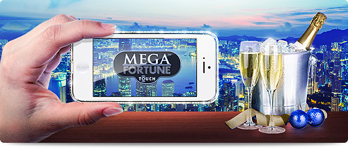 Mega Fortune Touch, now live