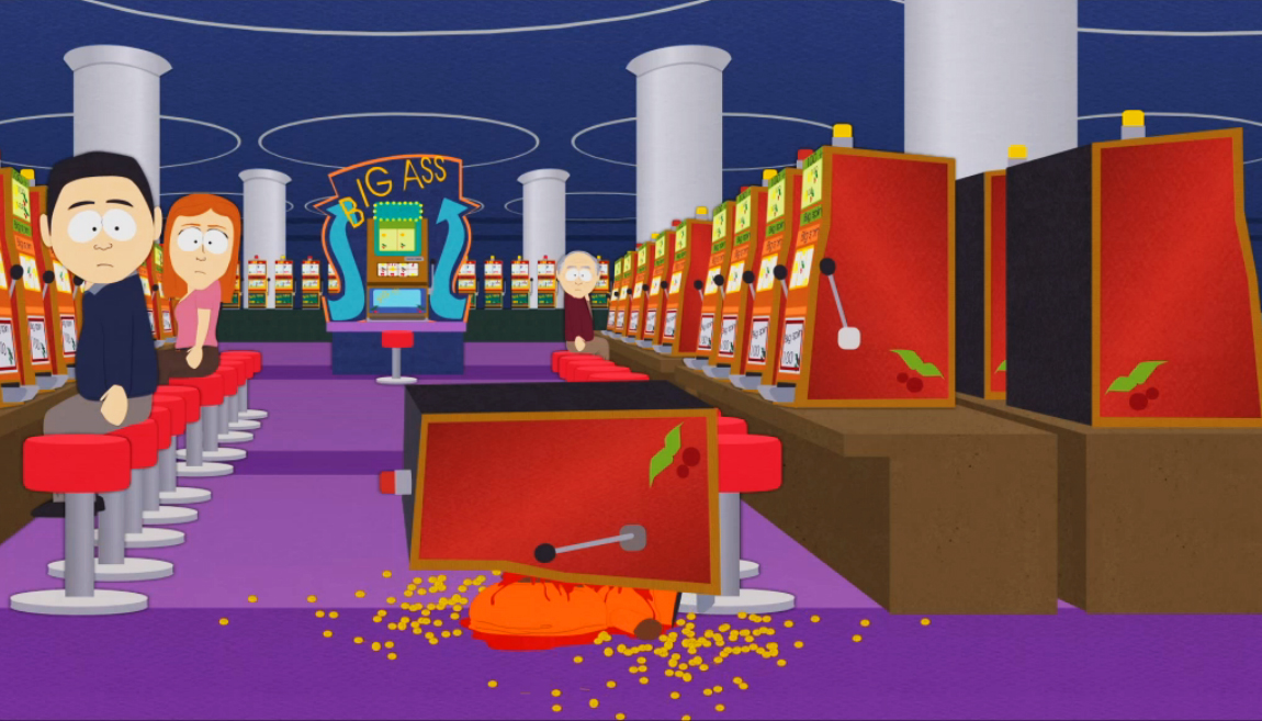 Get 50 South Park spins at Rembrandt Casino