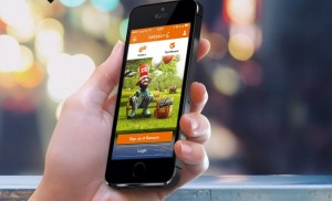 Android app, Betsson