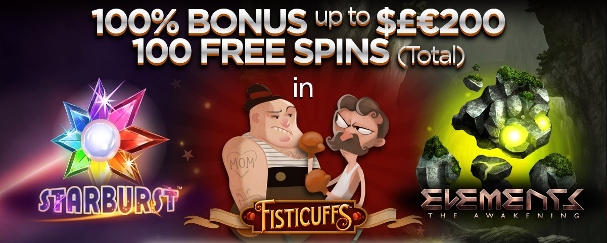 NextCasino, free spins with first deposit