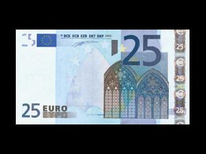 Free 25 euro