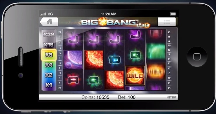 Big Bang Touch, now available