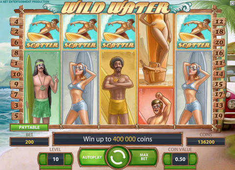 Wild Water has gone live