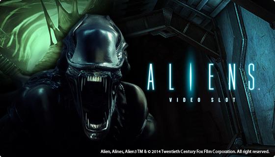 aliens netent