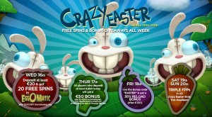 Easter promotions NextCasino