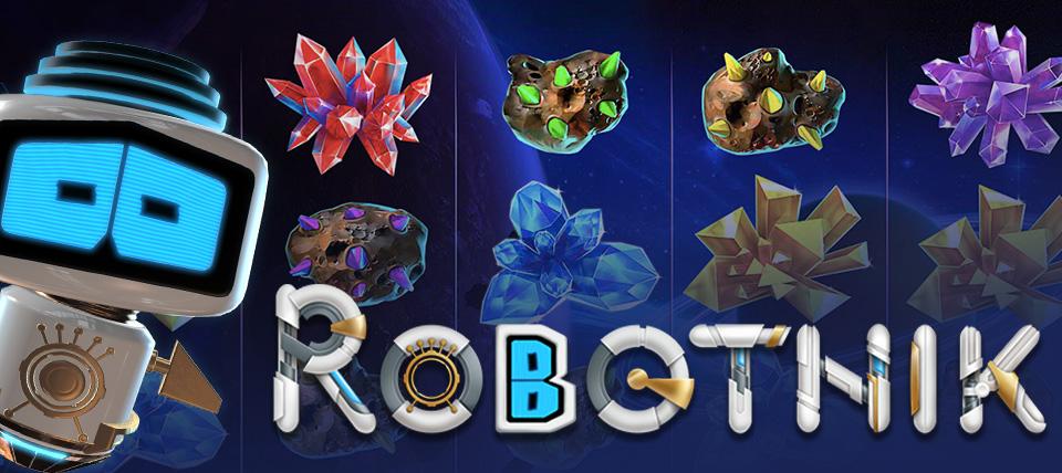 Robotnik, online slot game
