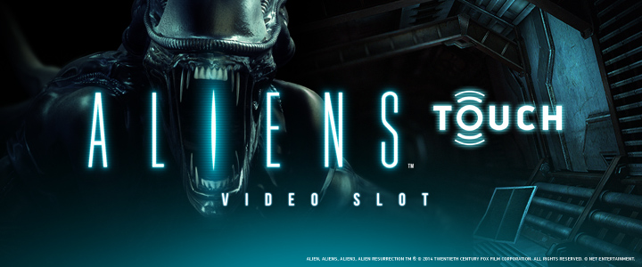 Aliens (touch), new NetEnt slot, now live