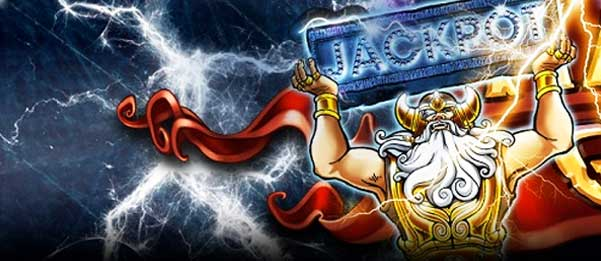 Hall of Gods jackpot worth over 7 Million Euros