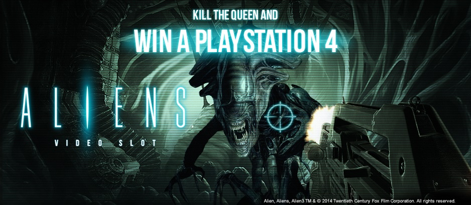 Kill the Queen, win a Playstation 4