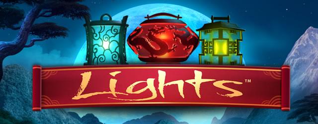 New NetEnt slot Lights is live