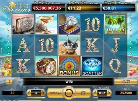 Mega Fortune Dreams, new progressive jackpot slot