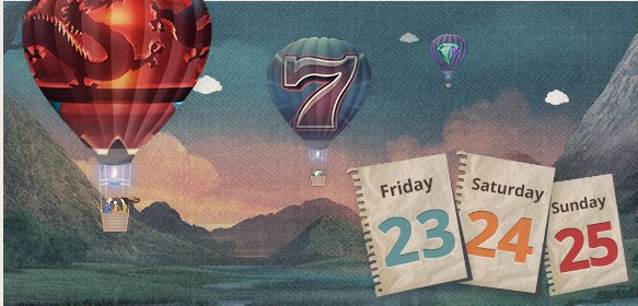 Thrills, 3 day casino festival